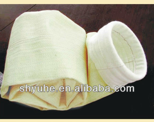 high temperature non woven needle punched prevention felt