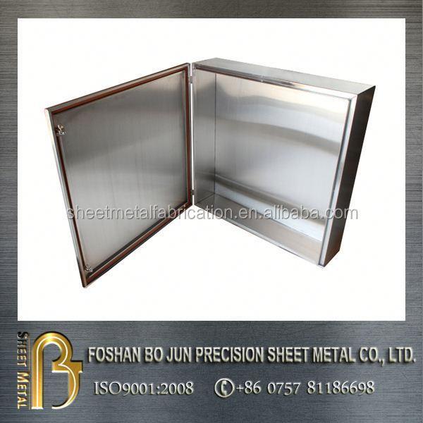 Aangepaste metalen waterdichte outdoor wand kast fabricage gemaakt in china vervaardigen - Aangepaste kast ...