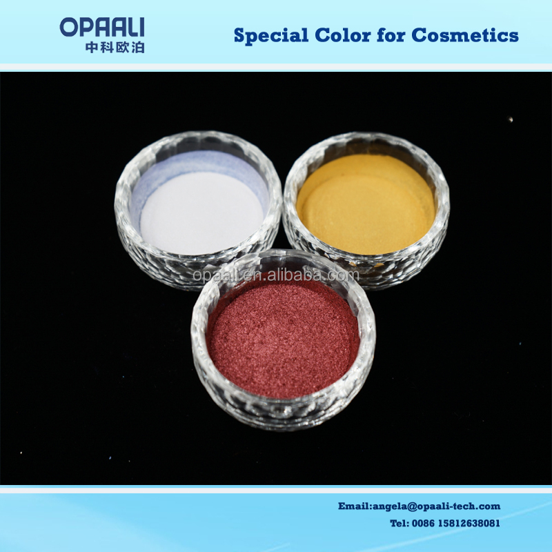 color pigments pearl pigments surface treated pearl powders used in cosmetics