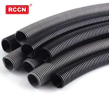 High Quality Pvc Slotted Flexible Corrugated Electrical