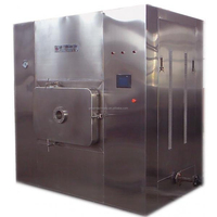 GRT Box type vacuum stainless steel microwave industrial microwave oven