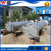 high pressure pig traps launcher with 100% hydrostatic test
