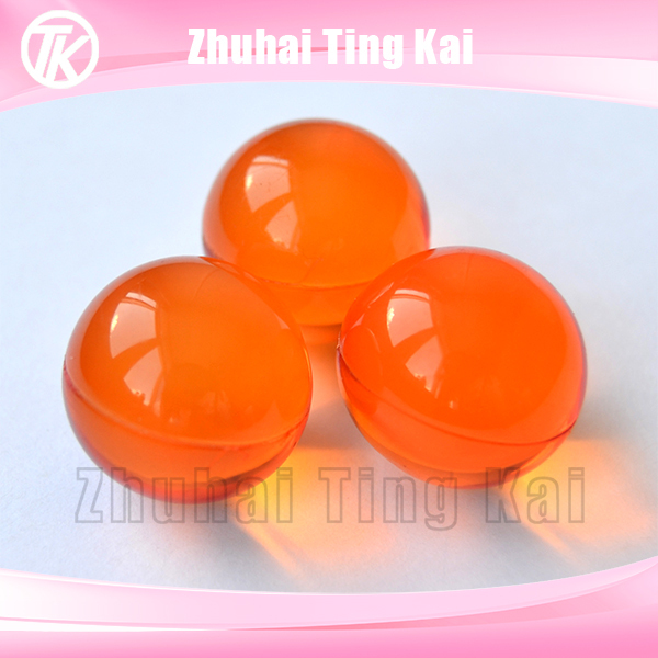 New products natural bath beads