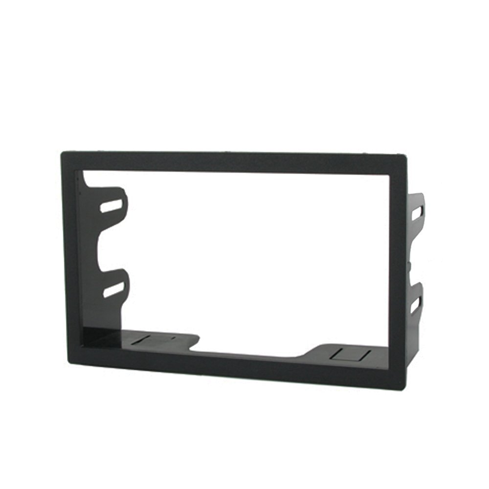 Volkswagen VW Golf IV, Lupo, Passat Faceplate Double Din Fitting Fascia Car Stereo