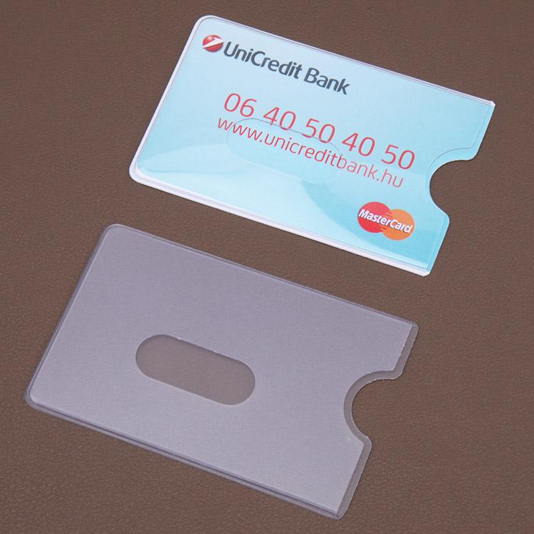 tarjeta de crédito escoltas duro