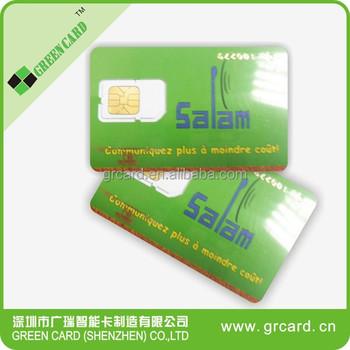 Iccid Imsi Evdo Cdma Trống Sim Card Nano Với 2 5 Gam Mạng - Buy Product on  Alibaba com