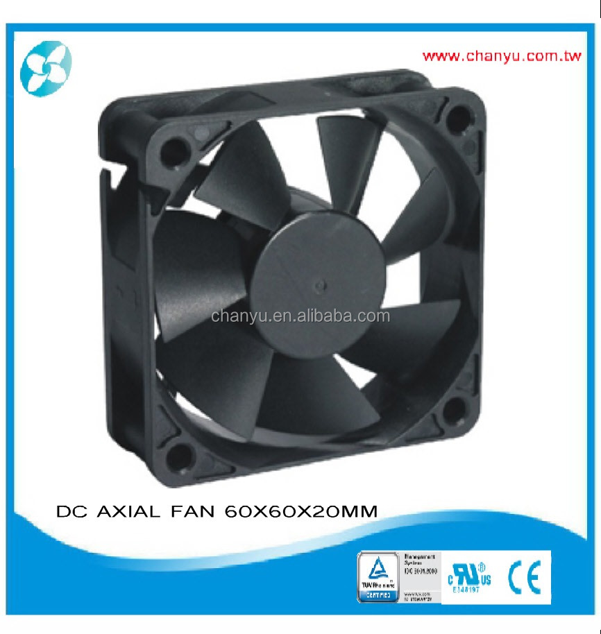 60X60X20mm DC AXIAL FAN