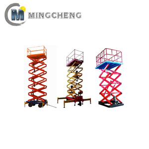 CE PROVED vertical hydraulic service ladder used GENIE JLG SKYJACK man lift