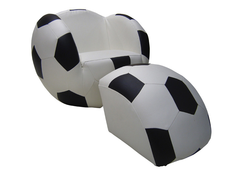 Buy Child Youth And Children Sofa Small Sofa Stool Chair Ball Chair Sofa  QY 08 Football Sofa In Cheap Price On M.alibaba.com