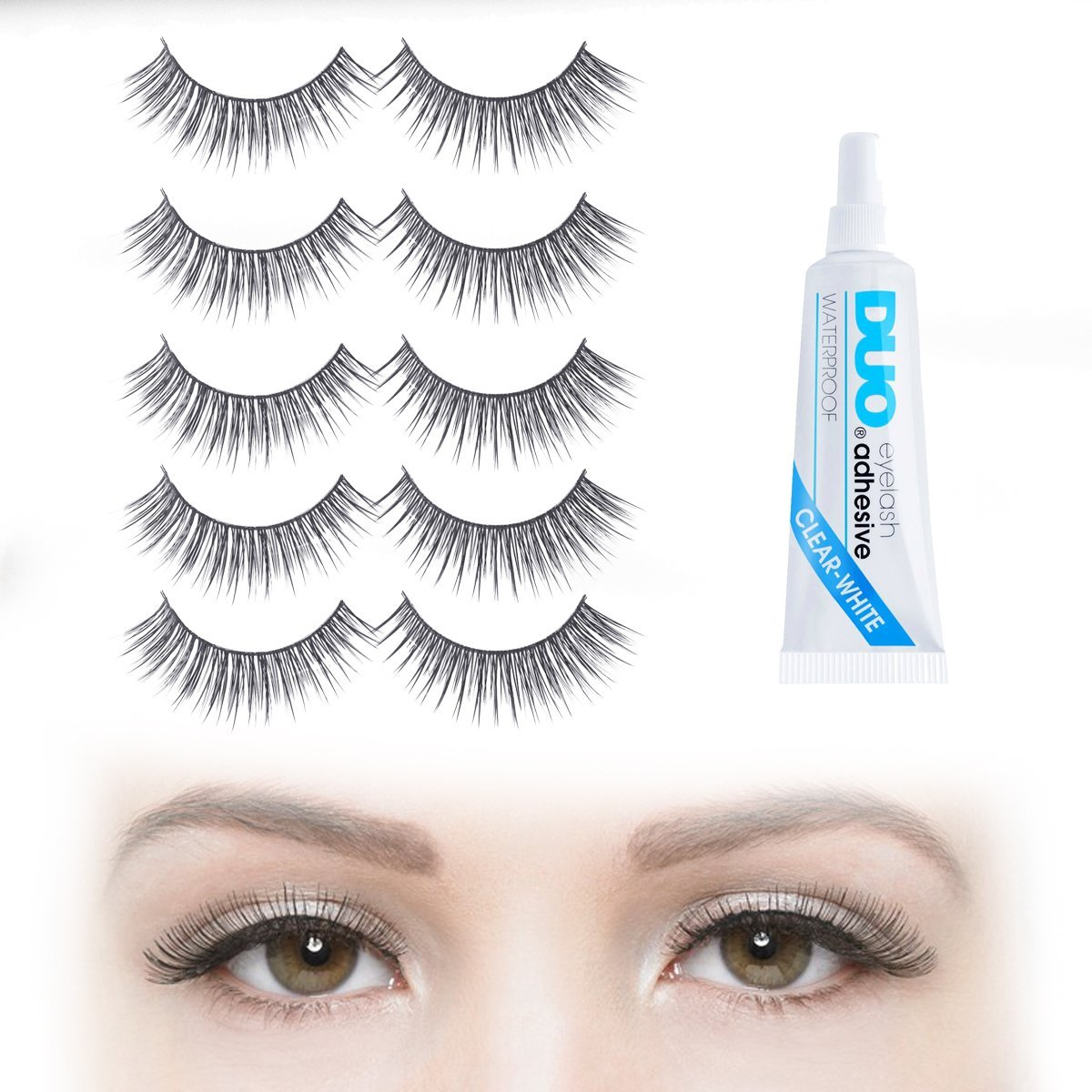 Cheap Best Natural Looking False Eyelashes Find Best Natural