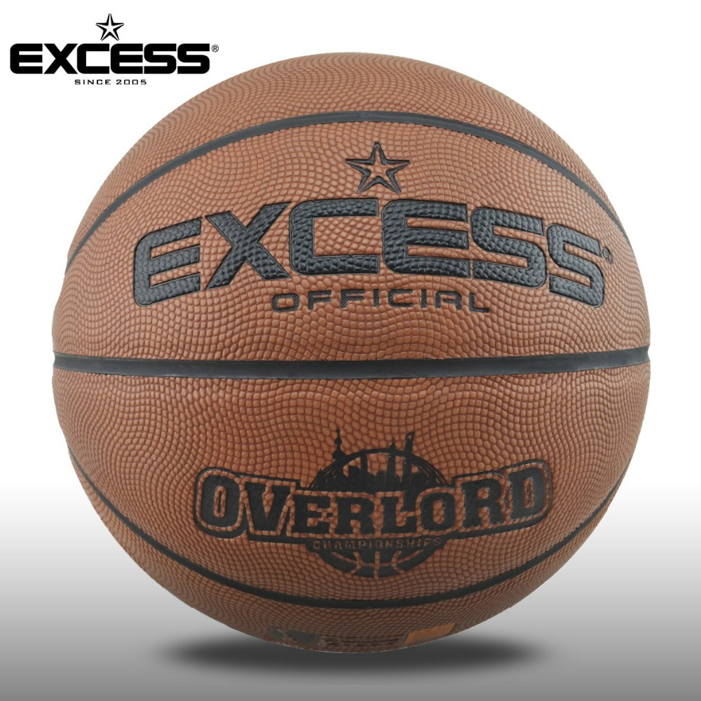 Cheap Custom Printed PU Leather Basketball