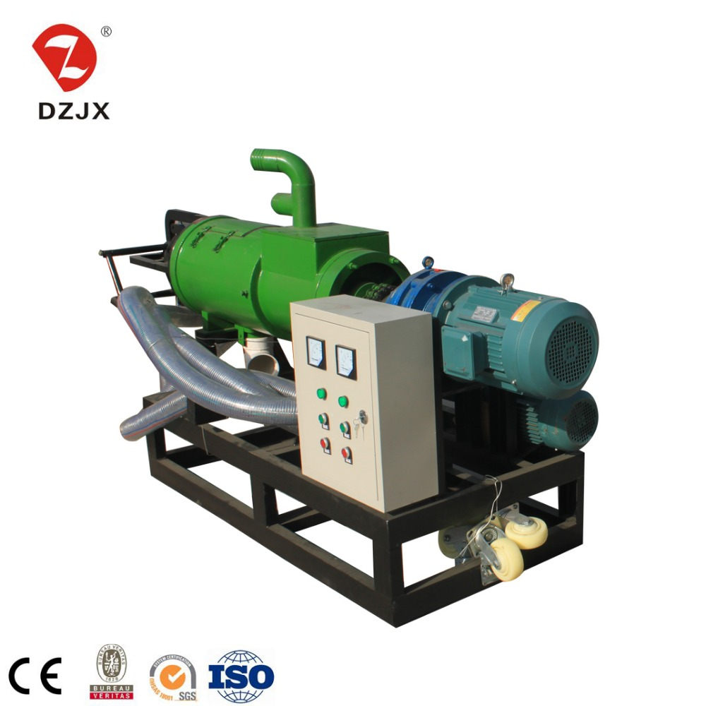 China high separating efficiency gas liquid separator for livestock dung