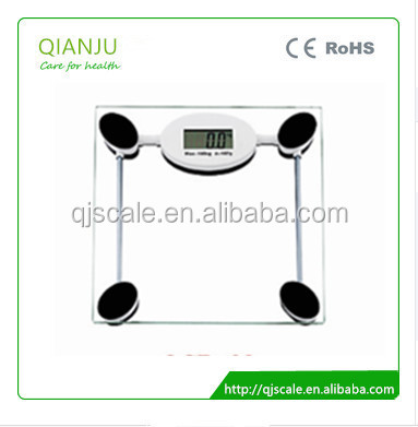 electronic body scale human bathroom weight scale high accuracy factory OEM weight scale