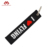 REMOVE BEFORE FLIGHT Keyring Special Luggage Tag Label Black Embroidery Key Ring Chain Aviation Gift OEM Keychain Fob Safety Tag