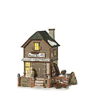 REGENTS PARK PUNT RENTAL - Dickens Village COLLECTION / LIT_HOUSE