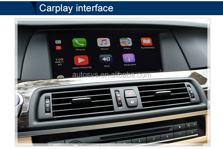 Carplay Box For B-m-w Cic/nbt Head Unit 3,5 Series 5 Series E60 - Buy  Carplay,Airplay,Carplay Product on Alibaba com
