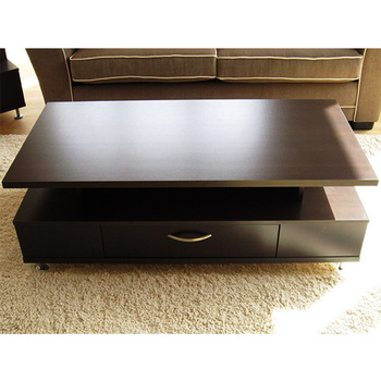 CT 093 Livingroom Wooden Center Table Design Foshan Supplier