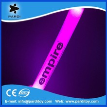 Solid color led flashing foam stick for party, event, concert