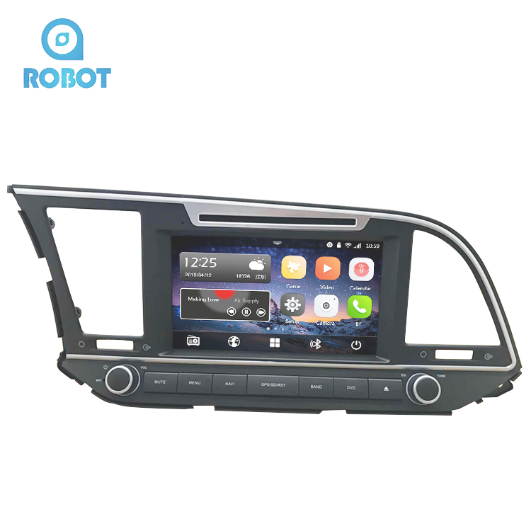 Multimedia System Android Double Din Car GPS Stereo
