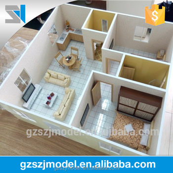 Interior Design Model Making 3d House Model 3d Buy 3d