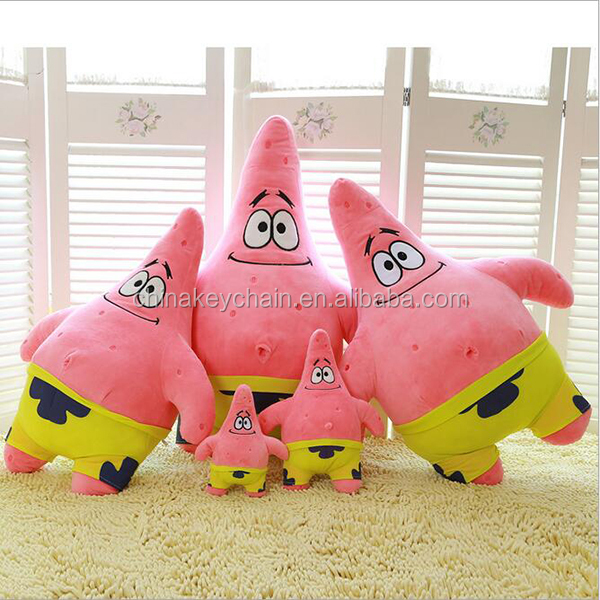 SpongeBob SquarePants <strong>Plush</strong> Toy Stuffed Dolls wholesale