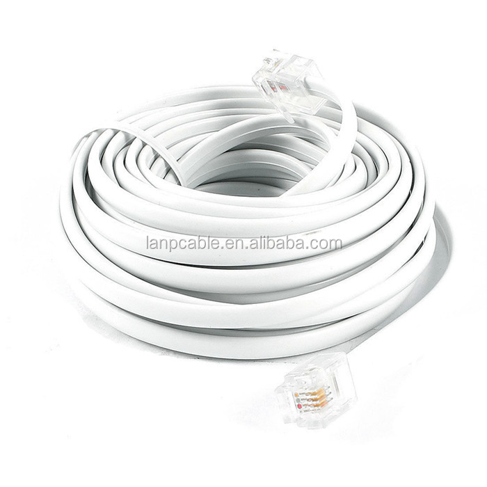 Rj11 Telephone Line Cord, Rj11 Telephone Line Cord Suppliers and ...