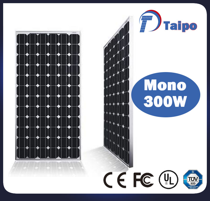 500w wholesale 100w 12v 300w mono solar panel price