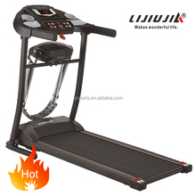 LIJIUJIA latest promotion electric exercise fitness folding home sport running machine for kids