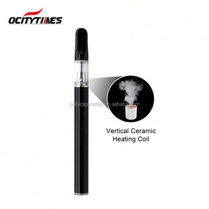 Ocitytimes O2 .3ml/.5ml CERAMIC coil CBD 510 Vaporizer-Pen Disposable