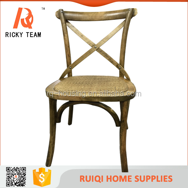 Cross Back Chair, Cross Back Chair Suppliers And Manufacturers At  Alibaba.com