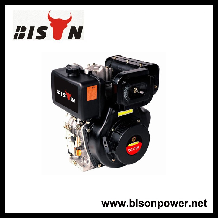 BISON(CHINA) 5hp low rpm diesel engine for sale