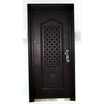home Residential stainless steel fire security door safety door design with grill  sc 1 st  Alibaba & Home Residential Stainless Steel Fire Security Door Safety Door ...