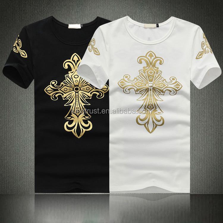 Full Print T Shirt Fancy Design