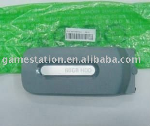 60GB Hard Disk Drive HDD for xbox360