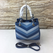 Wholesale personality and fashion cow leather ladies handbags