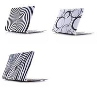 Whirlwind Water Transfer Printing Hard PC Case for MacBook Air 13.3