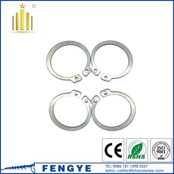 Din 471 Stainless Steel Retaining Rings