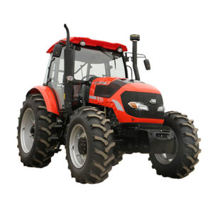 Big 120HP 4WD Farm Tractor With A C Cabin