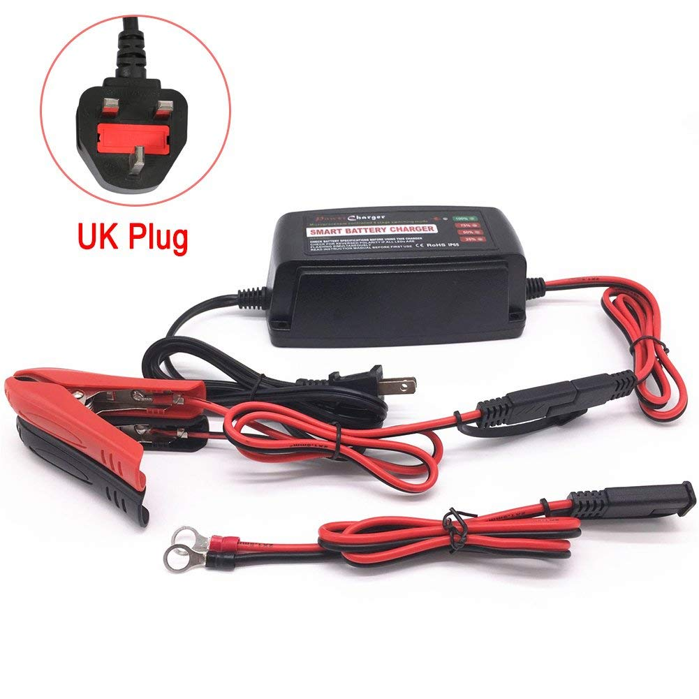 Cheap Gel Battery Charger Circuit Find Lead And Acid Get Quotations Ragdoll50 12v Automatic Sla Vrla Agm Smart