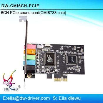 driver cmi8738 6ch