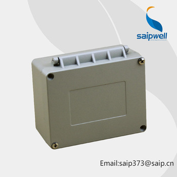 PCB Distribution Box Din Rail Enclosure (SP-AG-FA34-1)