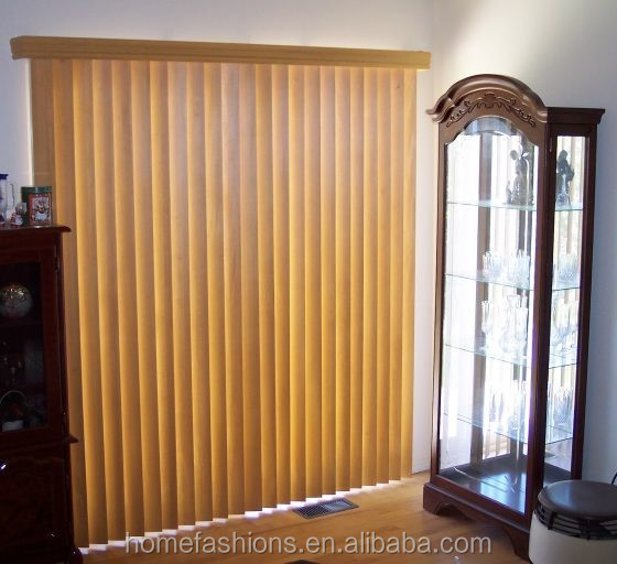 Motorized Fabric Vertical Blinds Vertical Electric Blinds