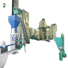 Best quality best sell sunflower seeds pellet production line