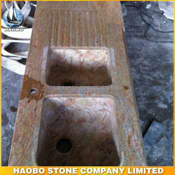 Haobo Wholesale Granite Tabletop Kitchen Granite Countertop