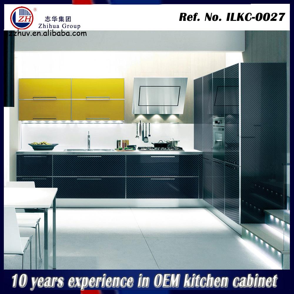 High Gloss Kitchen Cabinets High Gloss Orange Kitchen Cabinet High Gloss Orange Kitchen