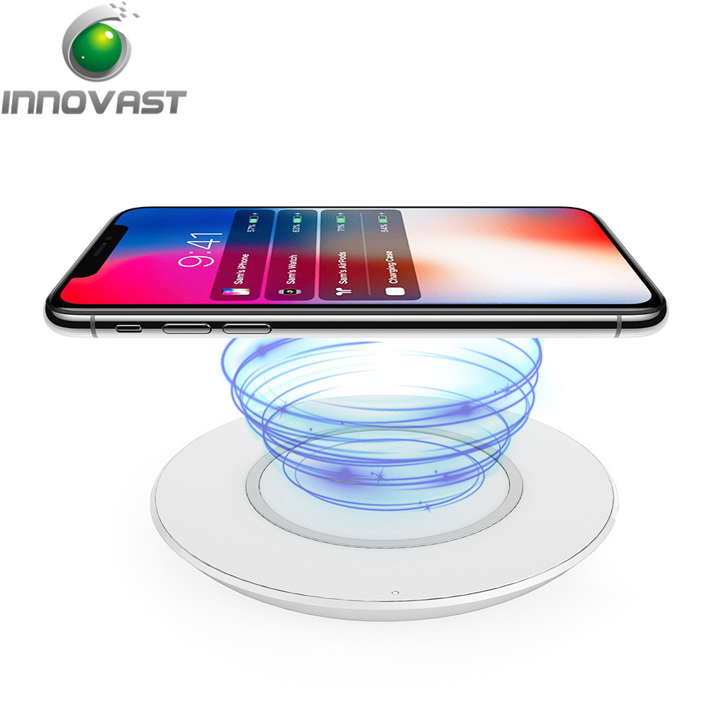 Qi Wireless Charging Charger Pad for All Qi-enabled Smartphone