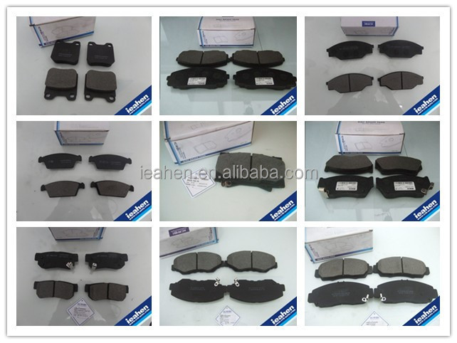 China Supplier Korea Car Auto Parts Brake Pad Oe 41060-50y94 For ...