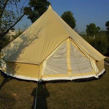 toile de tente avec abri