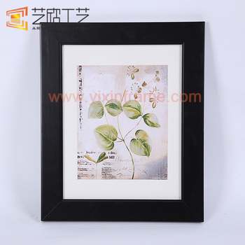 Plastic Photo Frame Strips Cardboard 4x6 Picture Frames Wholesale