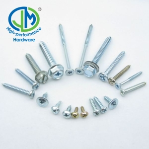 "2 1/2"" roofing type-ab flat head self tapping screws"